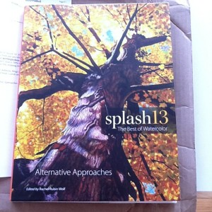 SPLASH 13: The Best of Watercolor. Alternative Approaches. North Light Books. 2011.
