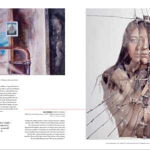 · SPLASH 16: Best of Watercolor series. Exploring Texture. North Light Books. 2014.
