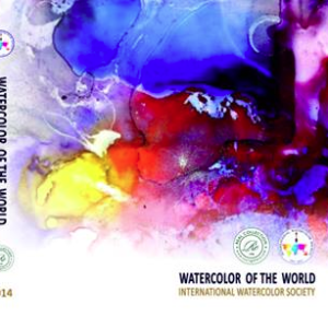 International Watercolor Society Catalog. 2014.