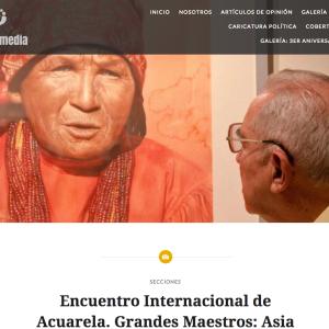 Encuentro Internacional de Acuarela. Grandes Maestros: Asia – México. http://politicasmedia.org/index.php/encuentro-internacional-de-acuarela-grandes-maestros-asia-mexico/