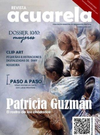 Entrevista en Revista Acuarela