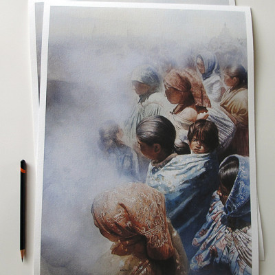 Olvidados Giclée Print