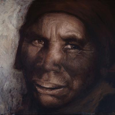 Mujer Rarámuri · Rarámuri Woman