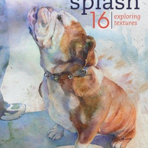 · SPLASH 16: Best of Watercolor series. Exploring Texture. North Light Books. 2014.