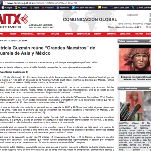 Notimex, Entrevista · Interview. http://www.notimex.gob.mx/acciones/verNota.php?clv=430577