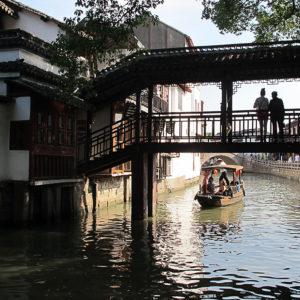 Zhujiajiao, China.