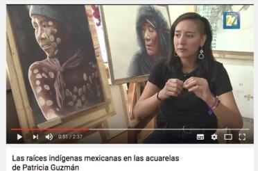 Entrevista en Canal 22
