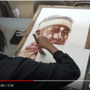 Noticias 22 Agencia. El arte de la acuarela de Patricia Guzmán. Emma Juárez y Jocelyn Ontiveros. https://youtu.be/e30iogXmSsE