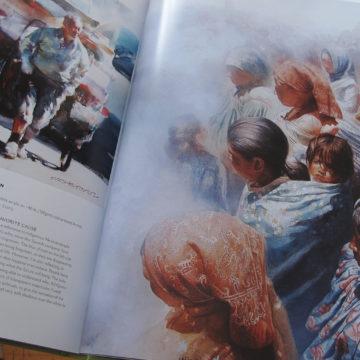 Marvelous Forgotten Featured In The Book Splash 17, Best Of Watercolor